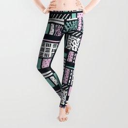 Pattern Pop Leggings