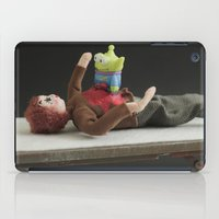 alien iPad Cases featuring Alien by Beastie Toyz