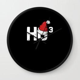 Ho3 Wall Clock