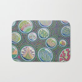 Many Worlds Bath Mat