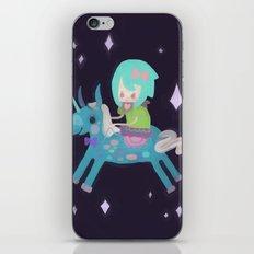 PonyCorn iPhone & iPod Skin