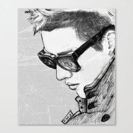 Kris (Wu Yifan) // EXO Canvas Print
