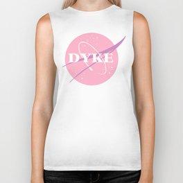 space lesbian Biker Tank