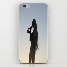 The World Is Your Stage iPhone & iPod Skin