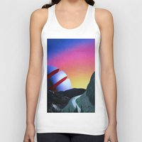 trip Tank Tops featuring Trip by Djuno Tomsni