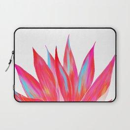 Sunny Agave Fringe Illustration Laptop Sleeve