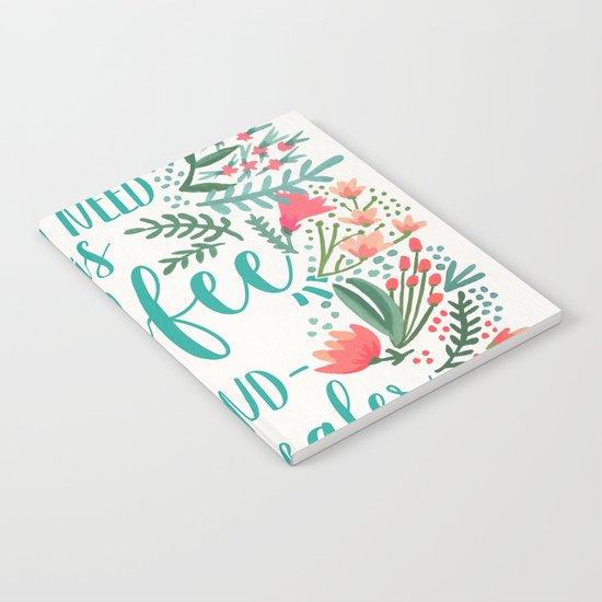 Coffee & Concealer – Juicy Palette Notebook