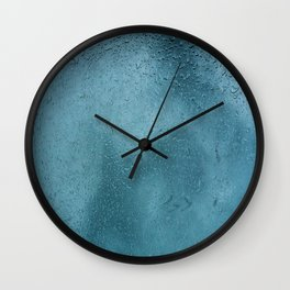 The Drops Wall Clock