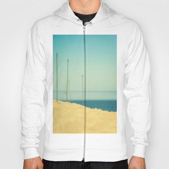 Beach Fence Hoody
