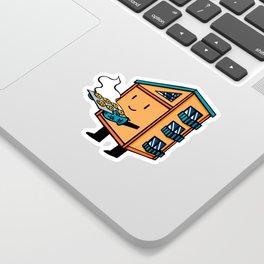 Home Body: Chip Sticker