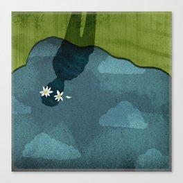 Ponder Canvas Print