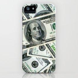 Benjamins iPhone Case