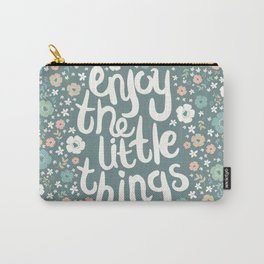 Sweet Sayings Carry-All Pouch