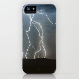 Lightning Cluster iPhone Case