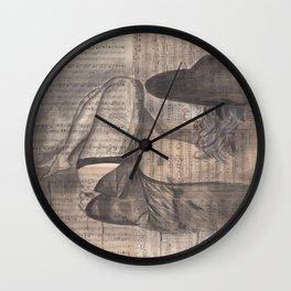 MOLLY Wall Clock