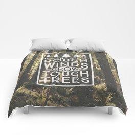 TOUGH TREES Comforters
