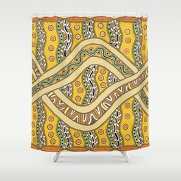 Moiety Shower Curtain