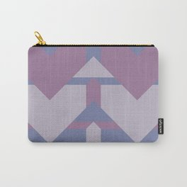 Violet Directions #society6 #violet #pattern Carry-All Pouch