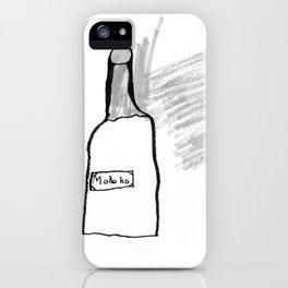 Bottle of Milk iPhone Case