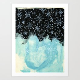 Star Bright Art Print