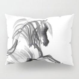 Wild horse (Bachelor) Pillow Sham
