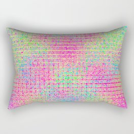 The Incident at The Highlighter Factory Continued Rectangular Pillow