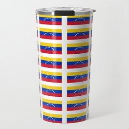 Flag of Venezuela-Venezuela,venezuelan,Venezolano,caracas,maracaibo. Travel Mug