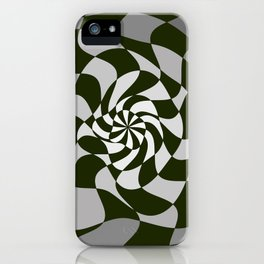 Optical Art iPhone Case