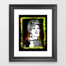 Poly Styrene Framed Art Print