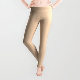 Peach Puff Leggings