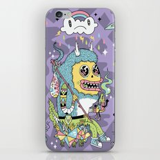 We Came to Explore iPhone & iPod Skin