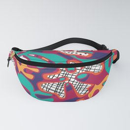 Matisse Pattern 009 Fanny Pack