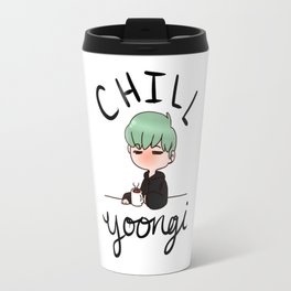 Chill Min Yoongi Travel Mug