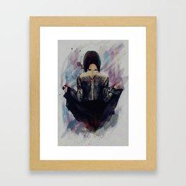Incite - Dark Angel Framed Art Print