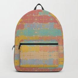 Graffiti Pastiche (3) Backpack