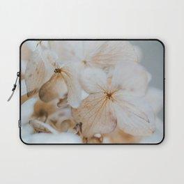 Pastel Dry Hydrangea Laptop Sleeve