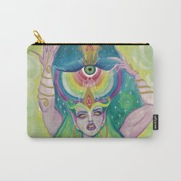 Galaxy Goddess Carry-All Pouch