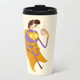 Man of Tea Travel Mug