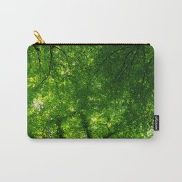 Canopy of leaves Carry-All Pouch