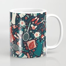 Tennis Style Mug