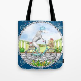 WEIM ON WHEELS 2 Tote Bag
