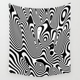 Trippy Background Wall Tapestry