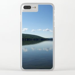 Lovely Lake Clear iPhone Case