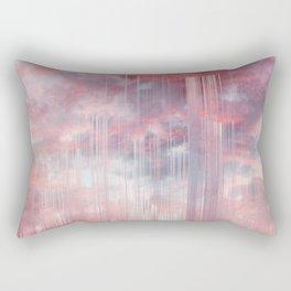 Kiss the Rain Rectangular Pillow