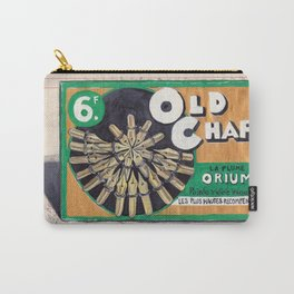 Old Chap Gold Pen Nib Display from France in Gouache Carry-All Pouch