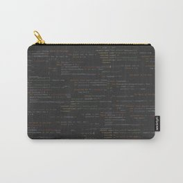 codeV1.0 Carry-All Pouch