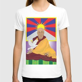 His Holiness T-shirt