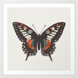 it's a butterfly Art Print