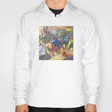 The Beauty and The Beast - All  Hoody