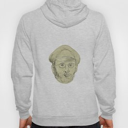 Turkish General Head Drawing Hoody